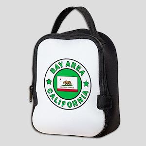Bay Area Neoprene Lunch Bag