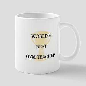 GYM TEACHER Mug