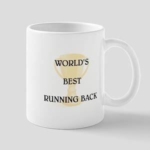RUNNING BACK Mug