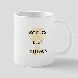 FULLBACK Mug