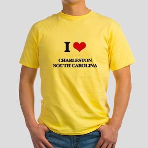 I love Charleston South Carolina T-Shirt