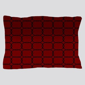Majestic Red Pillow Case