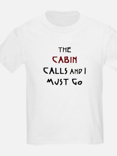 cabin calls T-Shirt