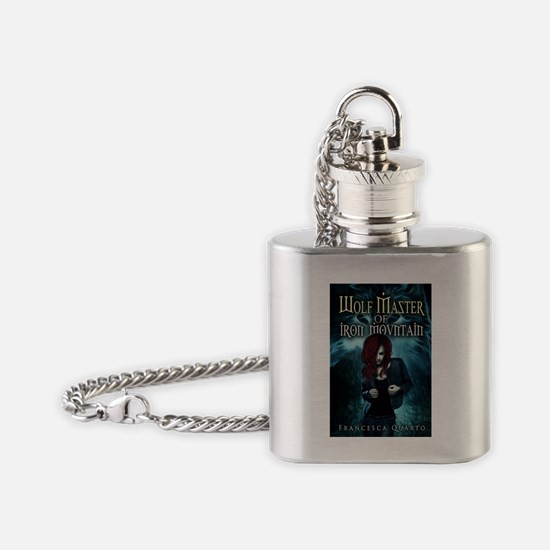 The Witch of Appalachia Flask Necklace