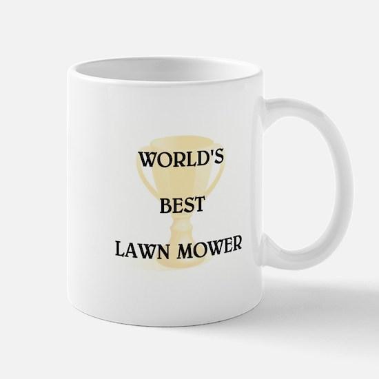 LAWN MOWER Mug