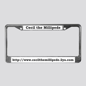 CTM License Plate Border