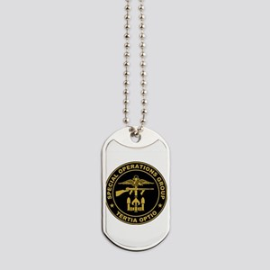 SOG - Tertia Optio Dog Tags