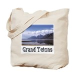 Yellowstone/Grand Tetons Tote Bag