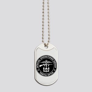 SOG - Tertia Optio (BW) Dog Tags
