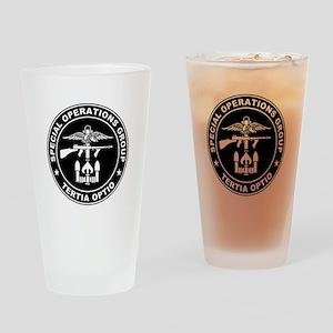SOG - Tertia Optio (BW) Drinking Glass