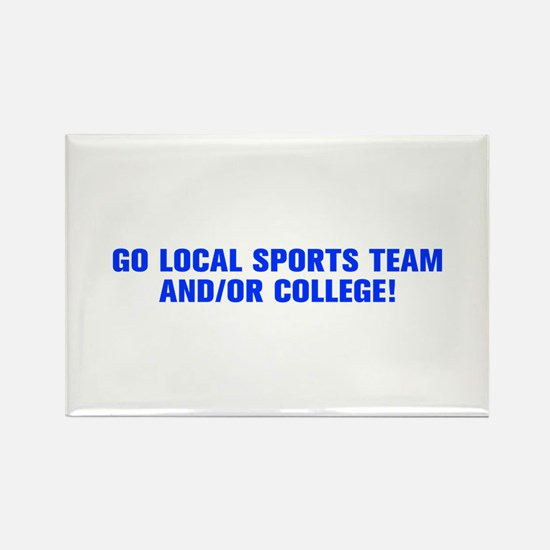 Go local sports team and or college-Akz blue 500 M