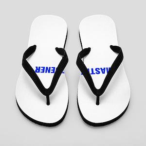 Master Gardener-Akz blue 500 Flip Flops