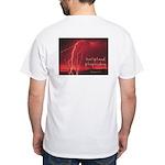 White T-Shirt: Don't get mad, get imprecatory