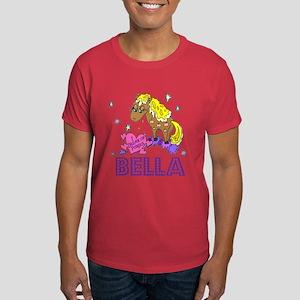 I Dream of Ponies Bella Dark T-Shirt