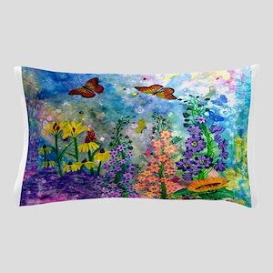 Butterfly Garden Pillow Case