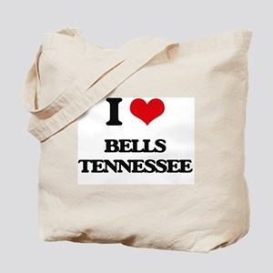 I love Bells Tennessee Tote Bag