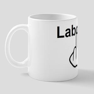 Labour Flip Mug