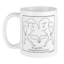 It's our table! Mug