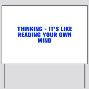 Thinking it s like reading your own mind-Akz blue
