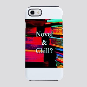 Novel & Chill? iPhone 7 Tough Case