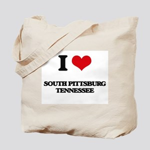 I love South Pittsburg Tennessee Tote Bag