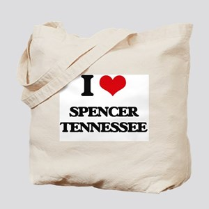 I love Spencer Tennessee Tote Bag