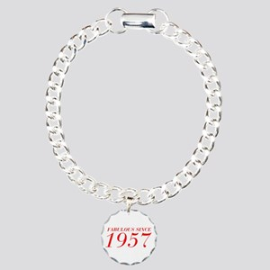 FABULOUS SINCE 1957-Bod red 300 Bracelet