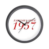 1957 Wall Clocks