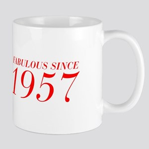 FABULOUS SINCE 1957-Bod red 300 Mugs
