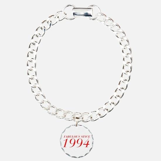 FABULOUS SINCE 1994-Bod red 300 Bracelet