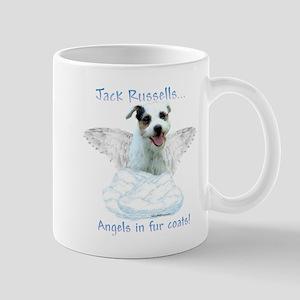 Jack Russell Angel Mug