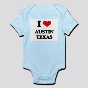 I love Austin Texas Body Suit
