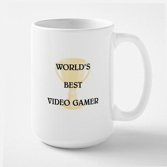 VIDEO GAMER Large Mug