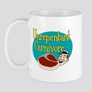 Unrepentant Carnivore Mug