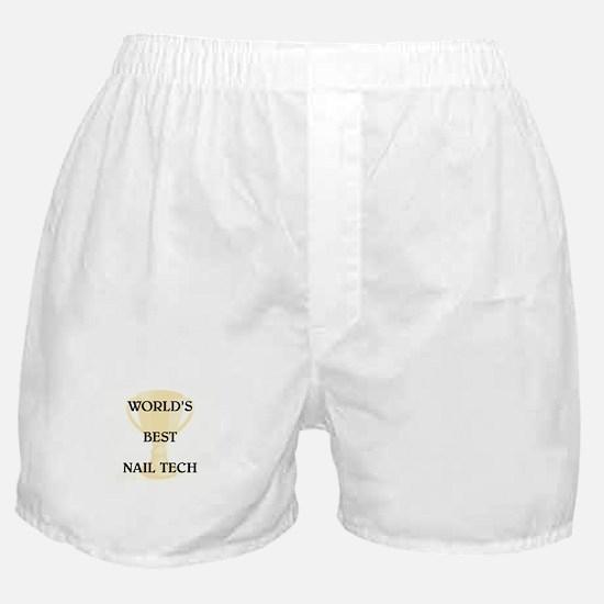 NAIL TECH Boxer Shorts