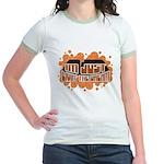 I'm Just Livin' the Dream Jr. Ringer T-Shirt