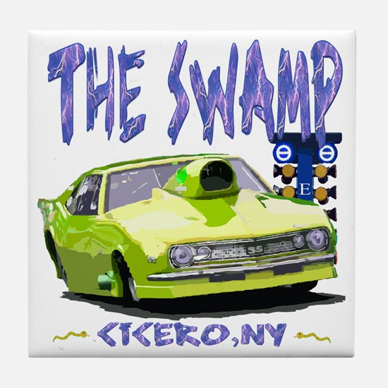 The Swamp Tile Coaster