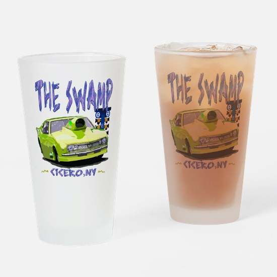 The Swamp Drinking Glass