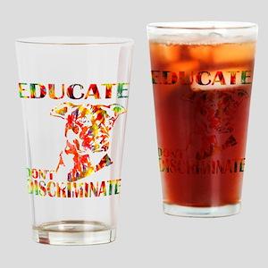 PITBULL Drinking Glass