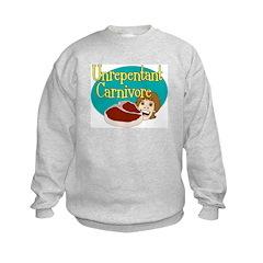Unrepentant Carnivore v2 Sweatshirt
