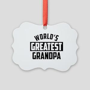 World's Greatest Picture Ornament