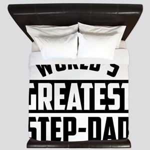 World's Greatest King Duvet