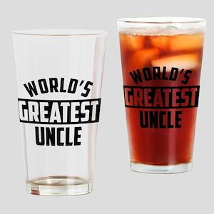 World's Greatest Drinking Glass