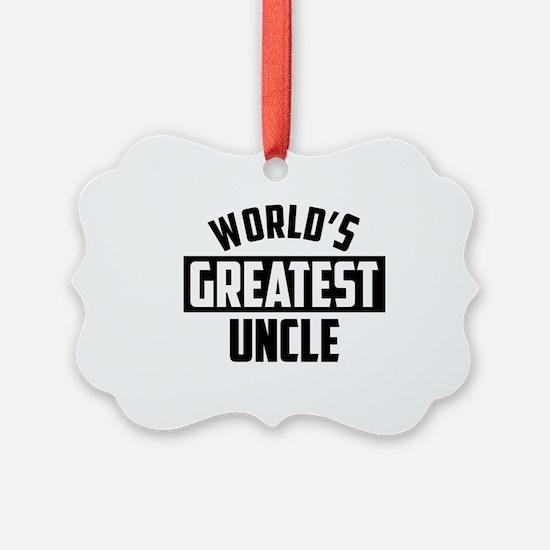 World's Greatest Ornament