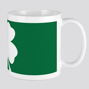 St Patricks Day Shamrock Mugs