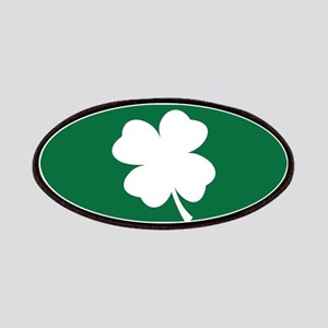 St Patricks Day Shamrock Patch