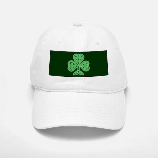 Celtic Shamrock - St Patricks Day Baseball Baseball Cap
