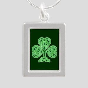 Celtic Shamrock - St Patricks Day Necklaces