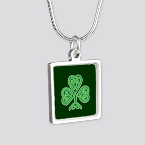 Celtic Shamrock - St Patricks Day Necklaces
