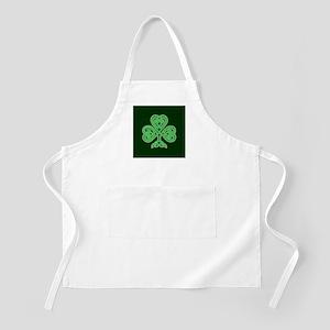 Celtic Shamrock - St Patricks Day Apron